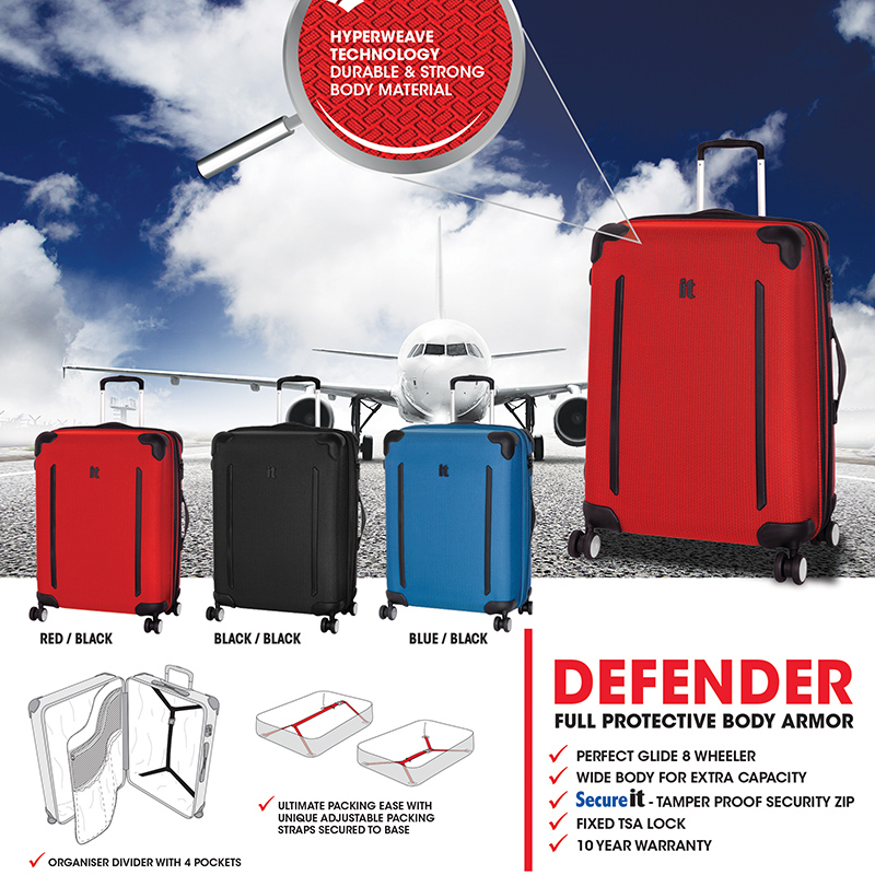 IT LUGGAGE NEW